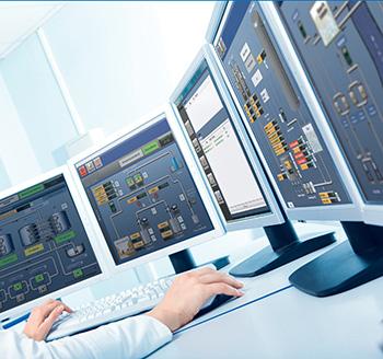 Système de télégestion pour réseau hydrique