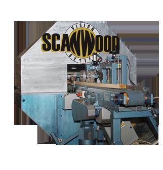 système de vision SCANWOOD
