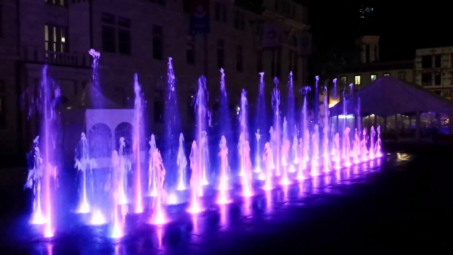 Automatisation fontaine